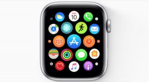 Tienda apps Apple Watch