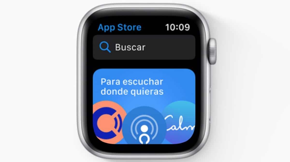 Tienda apps Apple Watch