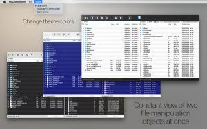 MaCommander 2 - Administrador archivos macOS