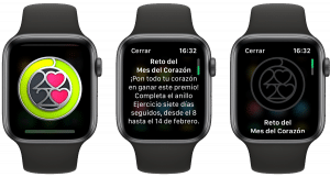 Reto Apple Watch