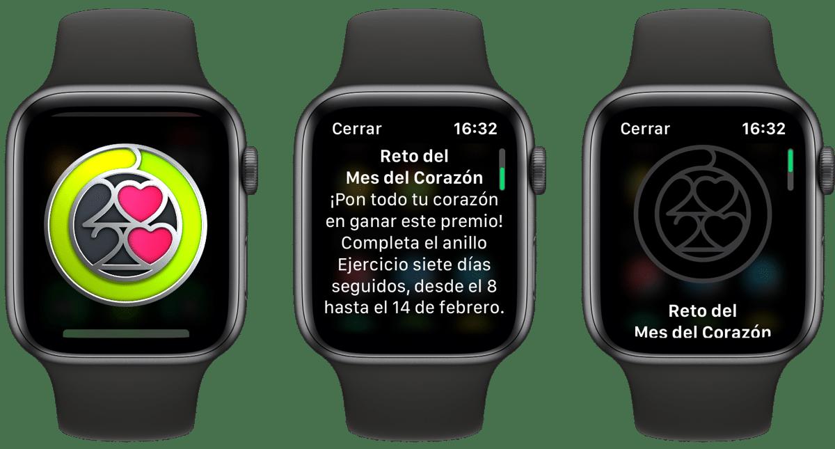 Reto Apple Watch