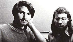 Steve Jobs - Steve Wozniak