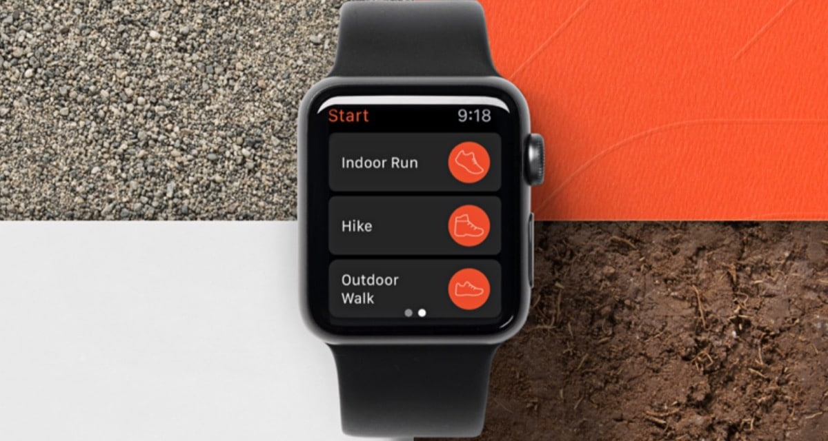 Apple Watch Strava
