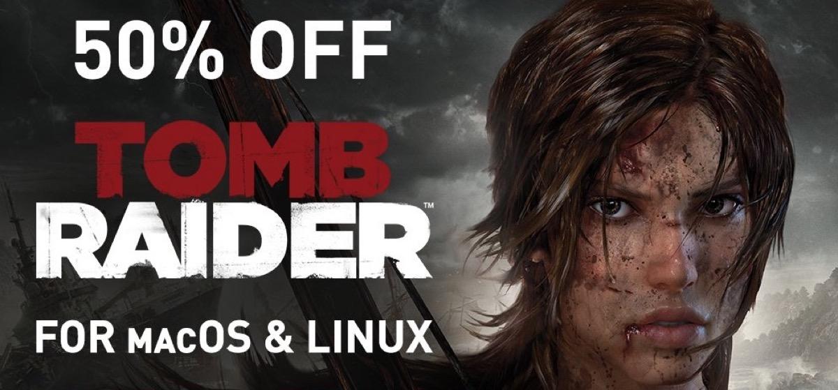 Tomb Raider descuento