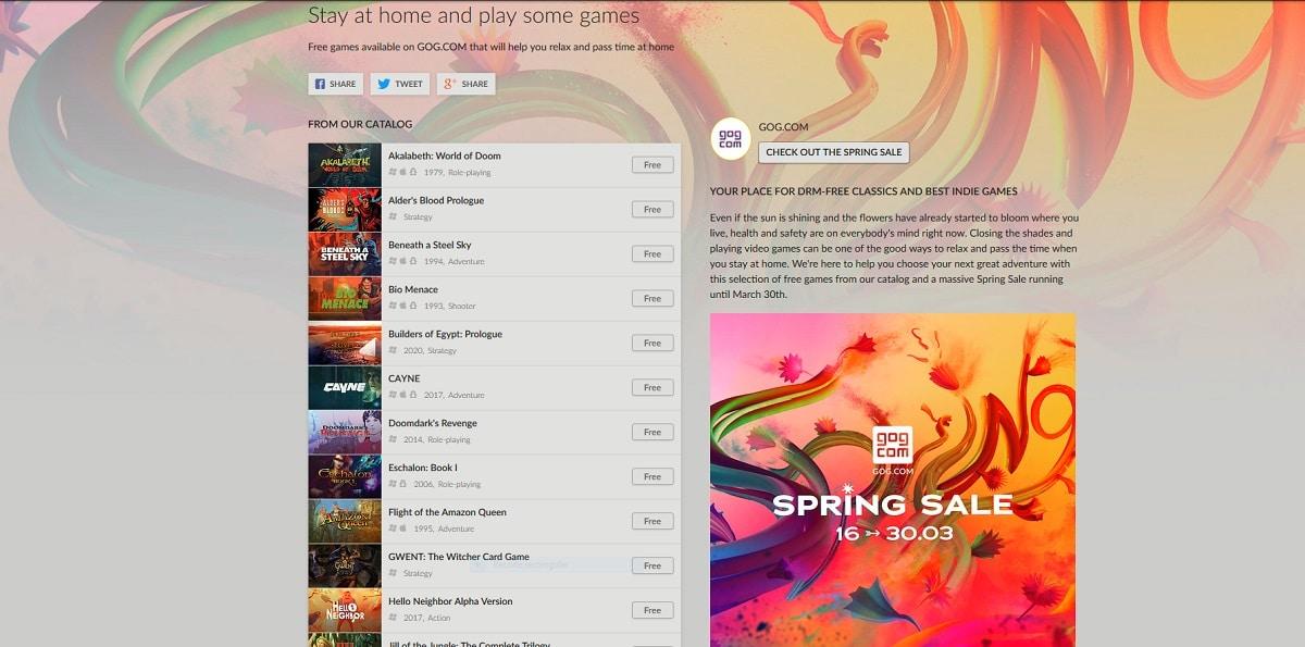 Juegos gratuitos para Mac