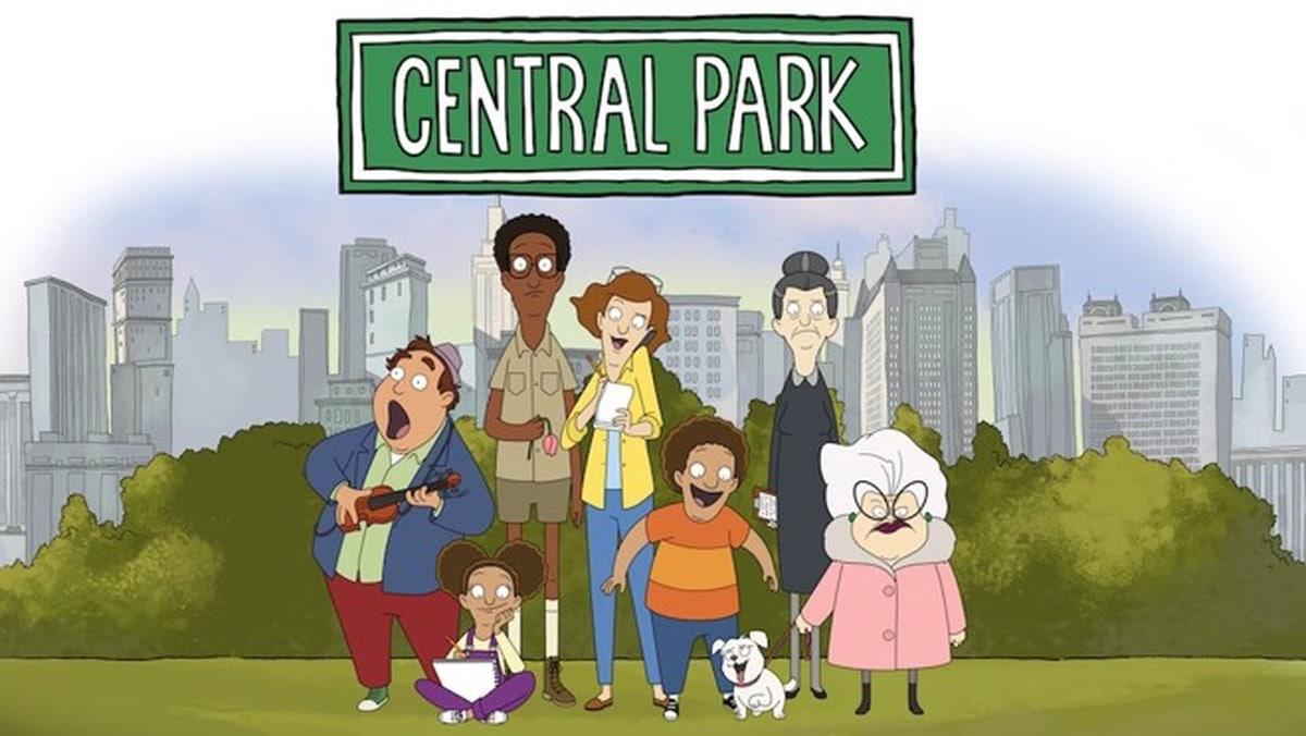 Central Park en Apple TV+