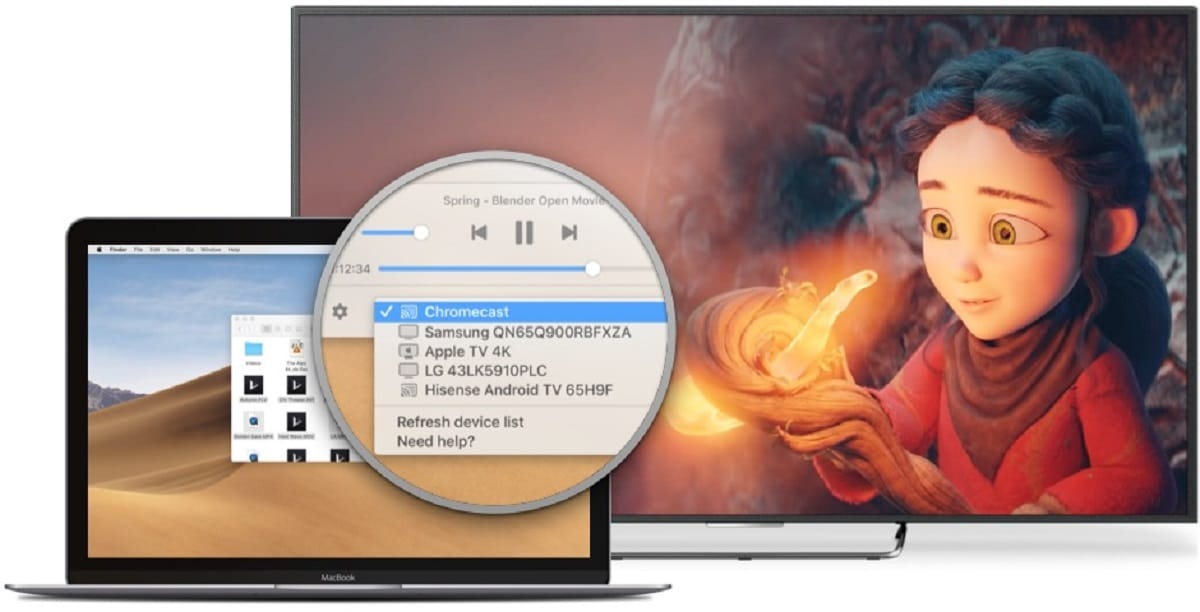 JustStream Pro para Mac