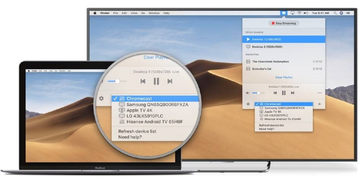JustStream pro. La aplicación de streaming para tu Mac