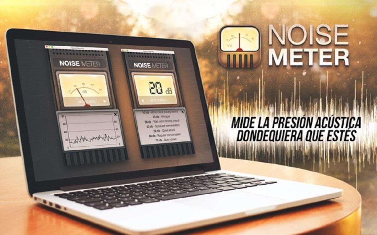 Noise Meter Pro gratis