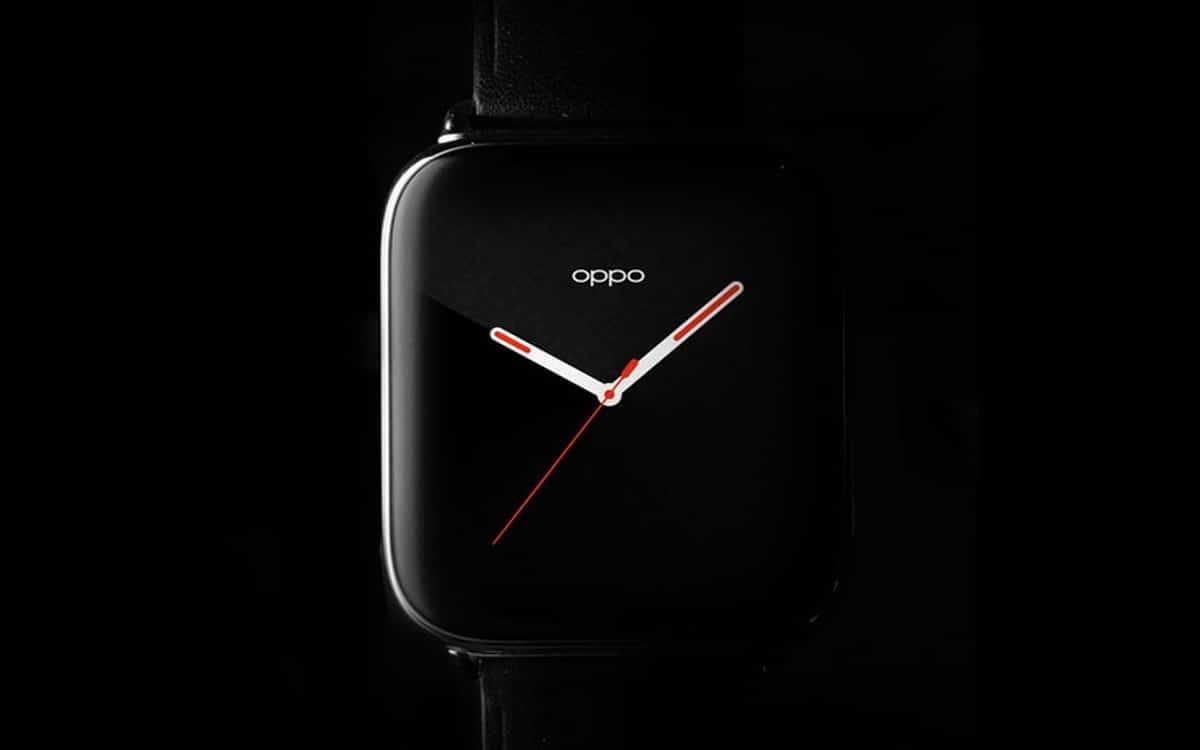 Oppo Watch y Apple Watch
