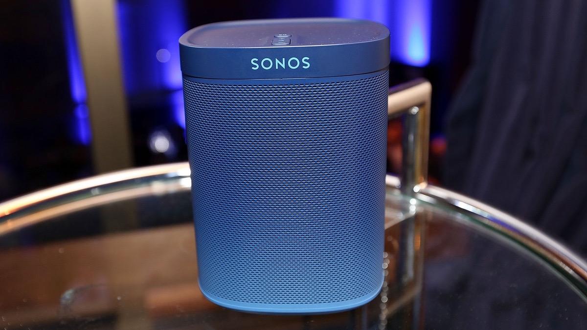 Los altavoces Sonos recibirán el firmware S2