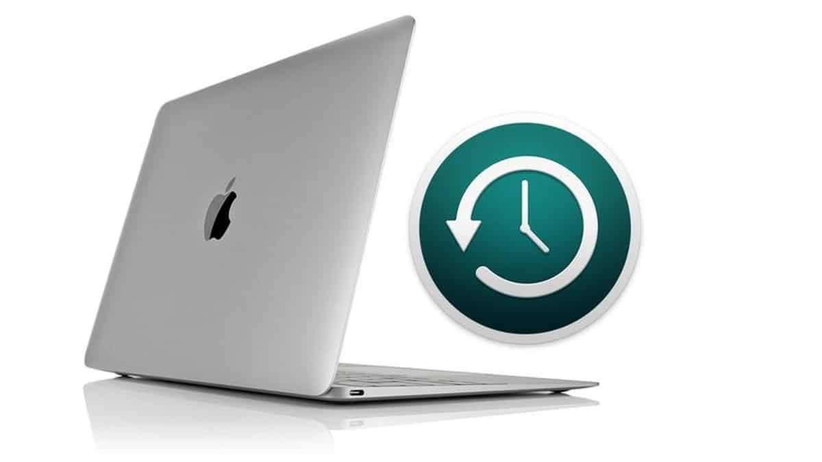 Time Machine de Apple te ayuda a recuperar documentos antiguos