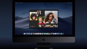 Videollamadas en Mac