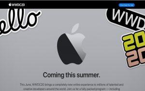 La WWDC del 2020 será online