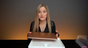 iJustine MacBook Air
