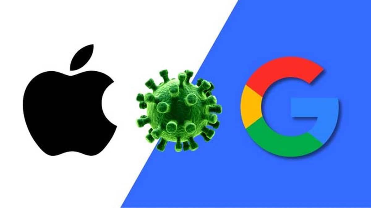 Apple y google unen fuerzas contra la pandemia