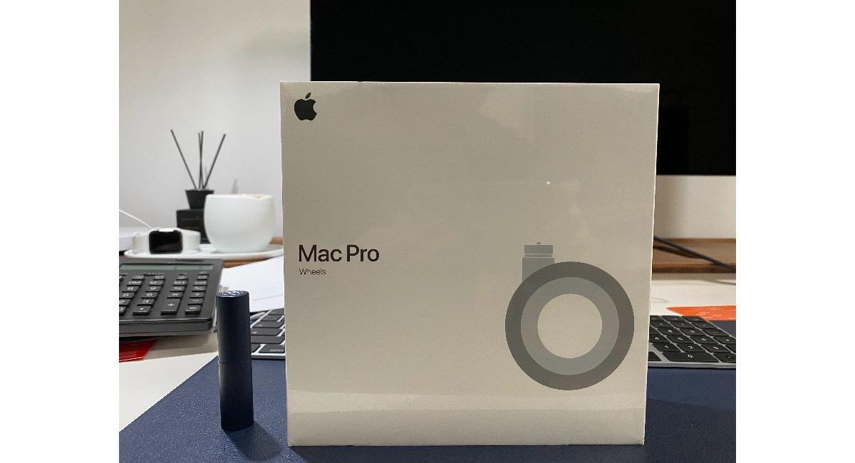 Ruedas del Mac Pro