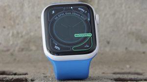 WatchSmith aplicación para el Apple Watch