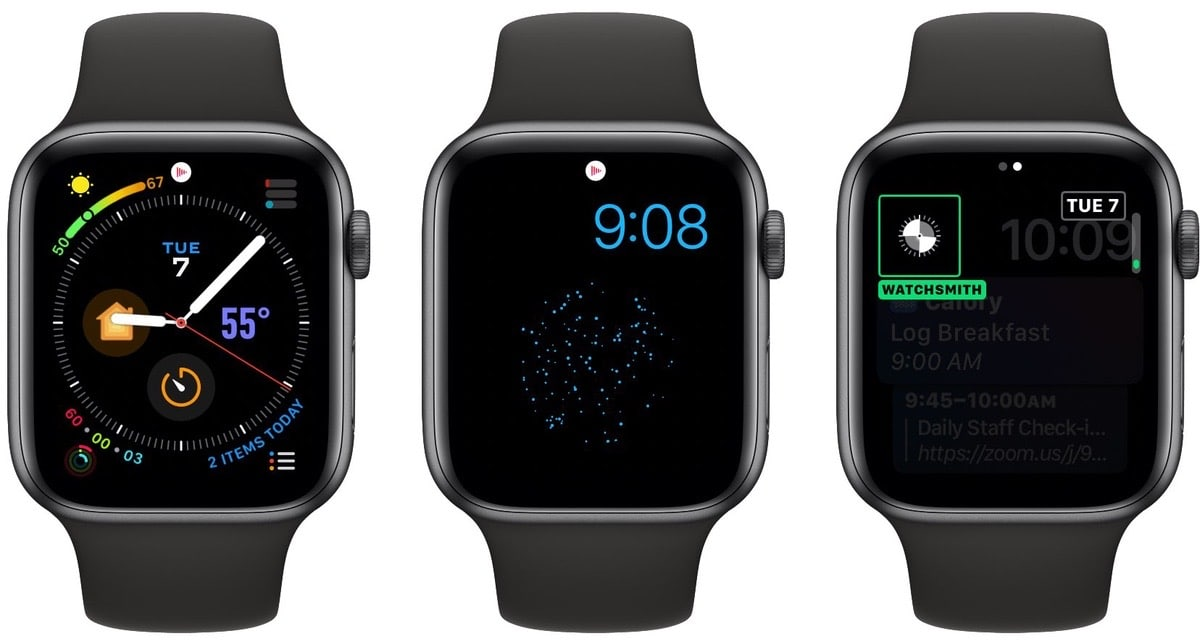 WatchSmith sirve para crear complicaciones dinámicas en Apple Watch