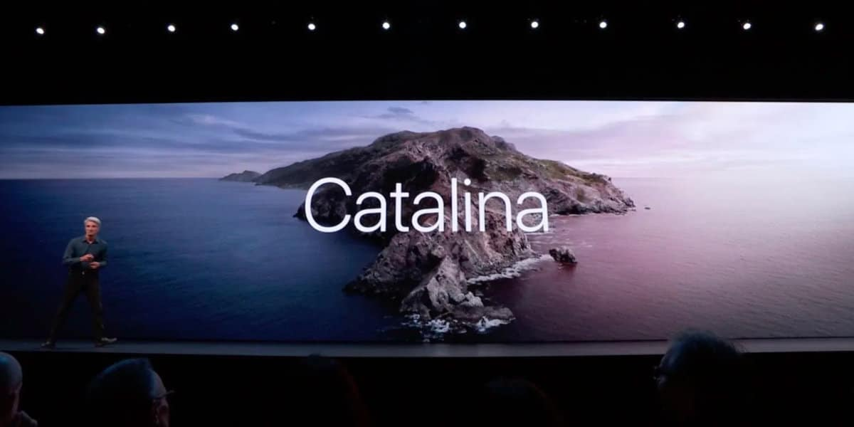 Keynote Catalina