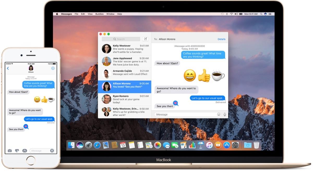 iMessage quiere que se puedan editar los mensajes enviados