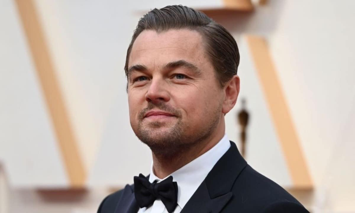 Leonardo Di Caprio en Ameica´s fund