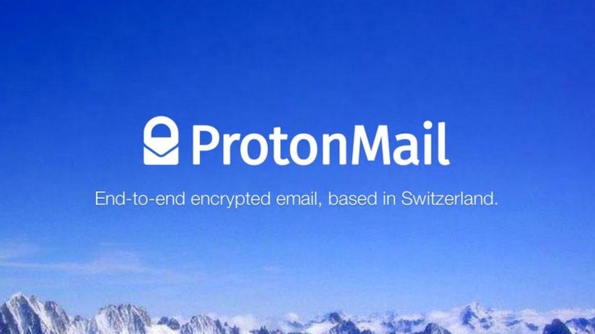 Protón Mail para mantener la privacidad