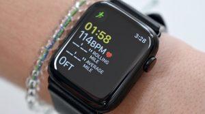 Apple Watch podría medir la tensión arterial
