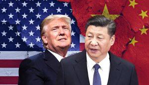 La guerra comercial de china con EEUU