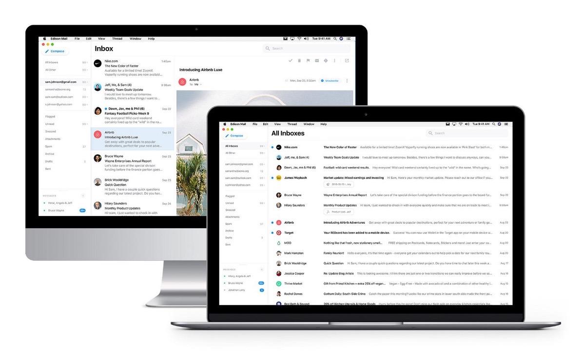 Edison Mail para Mac