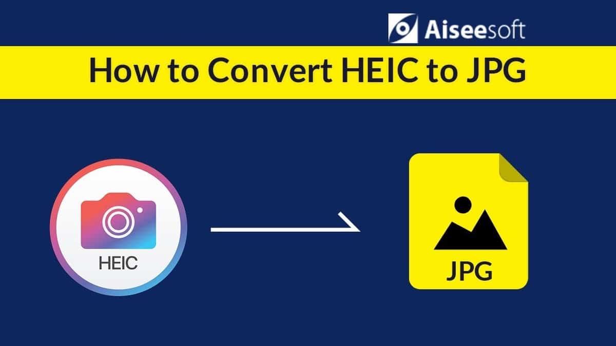 Heic converter Aissesoft