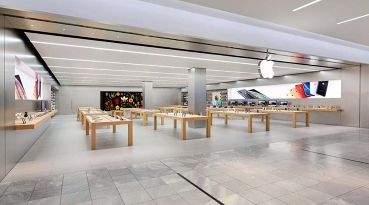 Apple reabrirá el día 12 de mayo las Apple Store