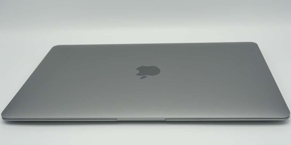 MacBook Air cerrado