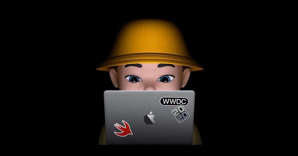 WWDC 2020 jóvenes programadores