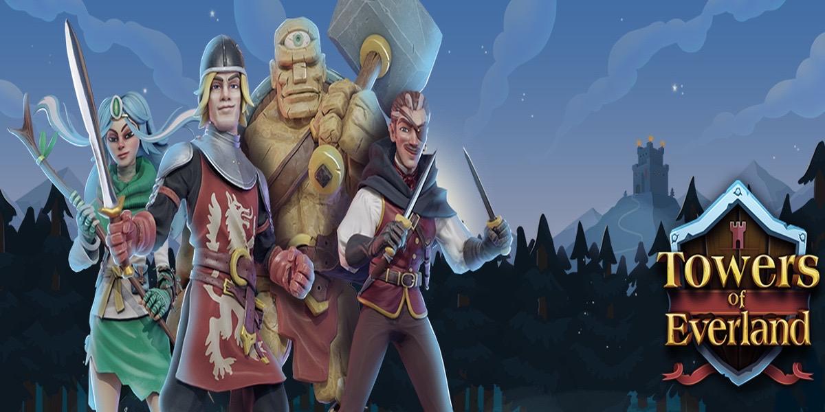 Nuevo juego en Apple Arcade, Towers Of Everland