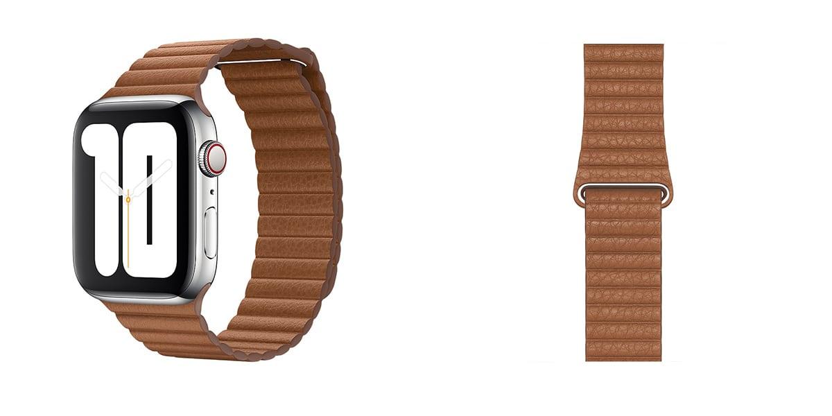 Correas Loop Piel Apple Watch