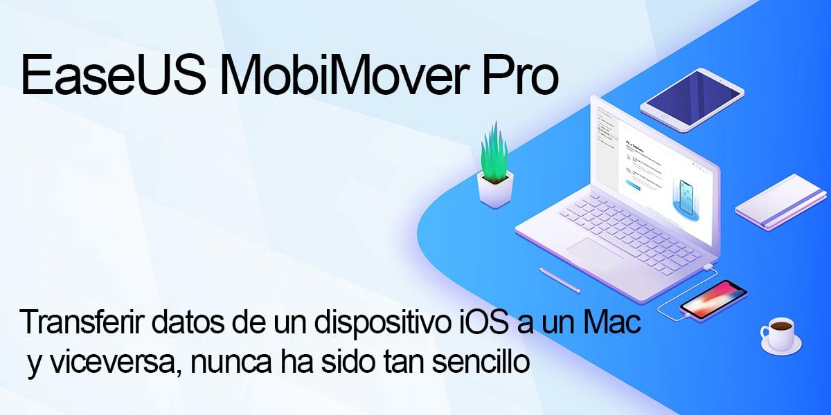 Transferir datos de iOS a Mac