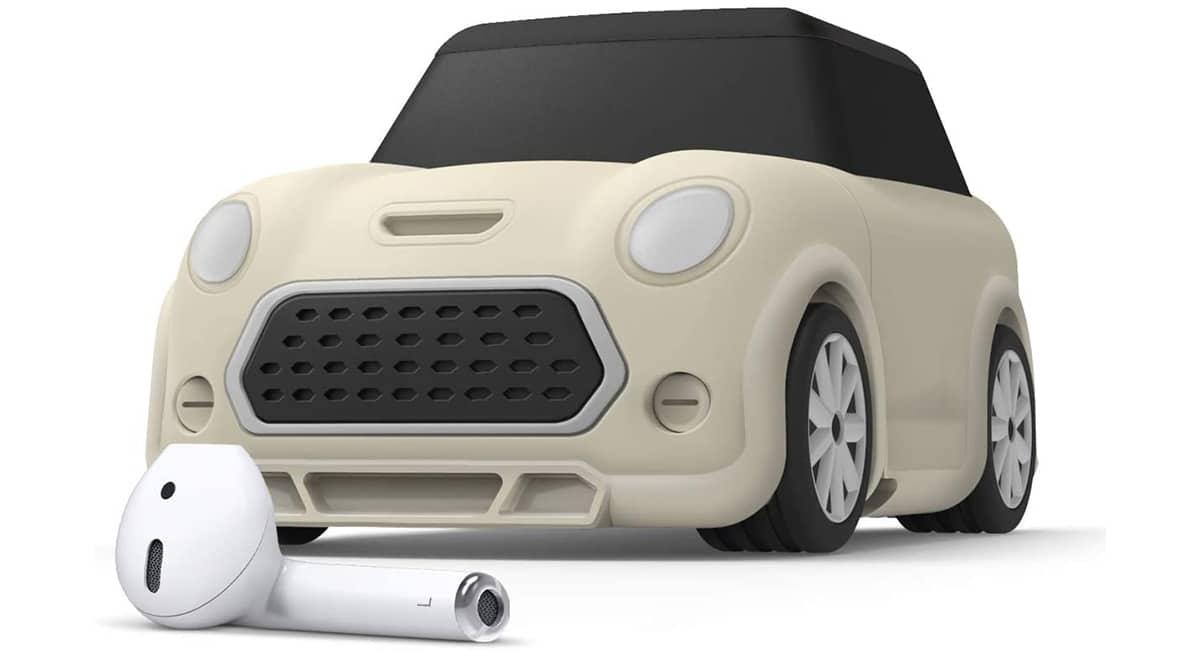 Elago Mini Cooper Funda AirPods