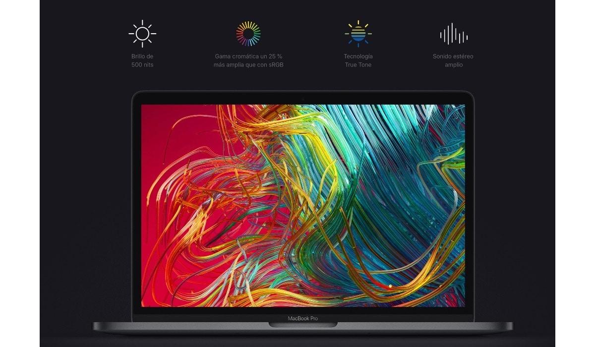 Nuevo MacBook Pro de 13