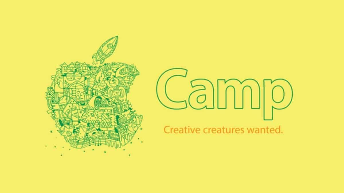 Apple Camp también será onlinek