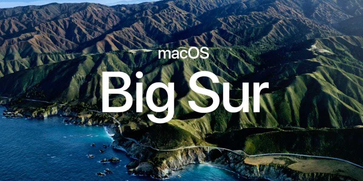 Lanzada la décima beta de macOS Big Sur