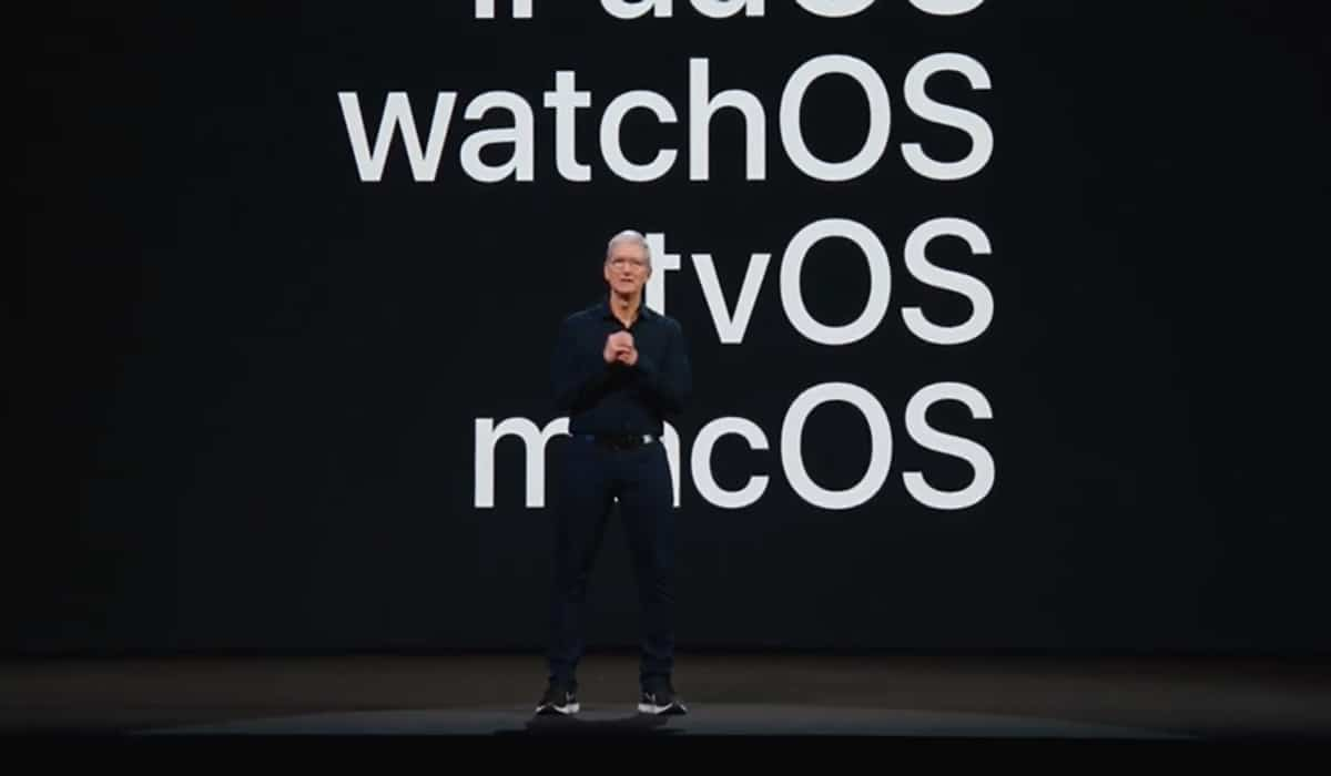 Nuevos sistemas operativos en la WWDC 2020