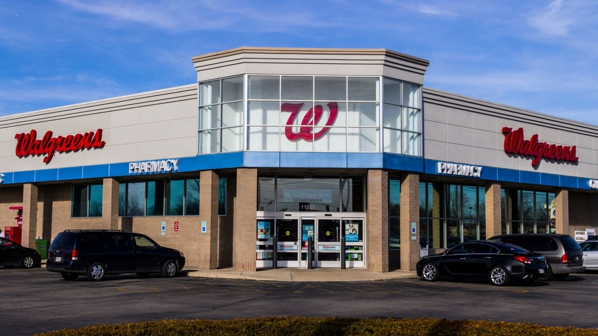 Promoción Walgreens y Apple Card