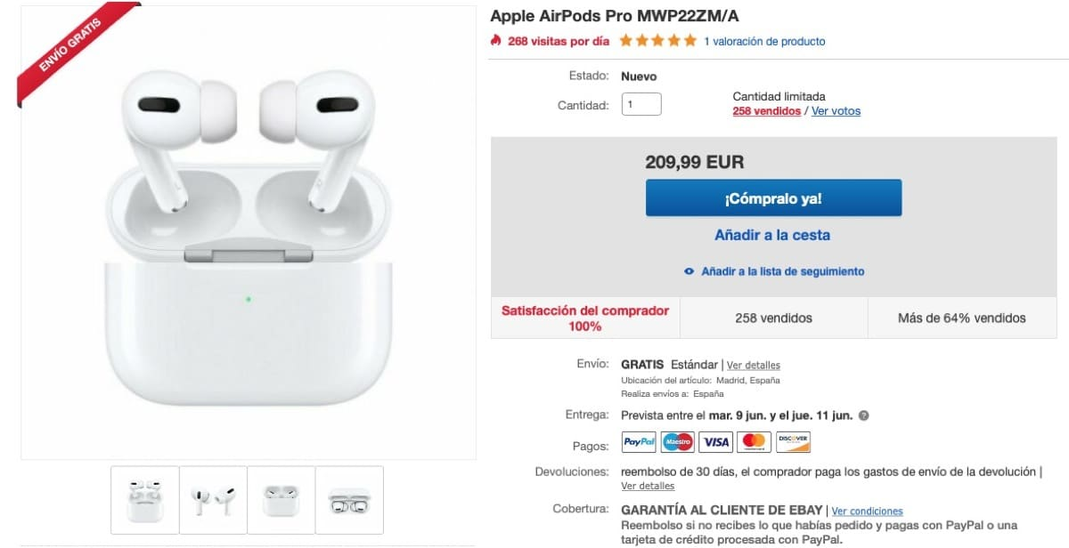 AirPods Pro eBay