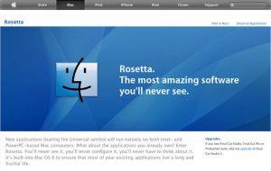 Apple Roseta 2005