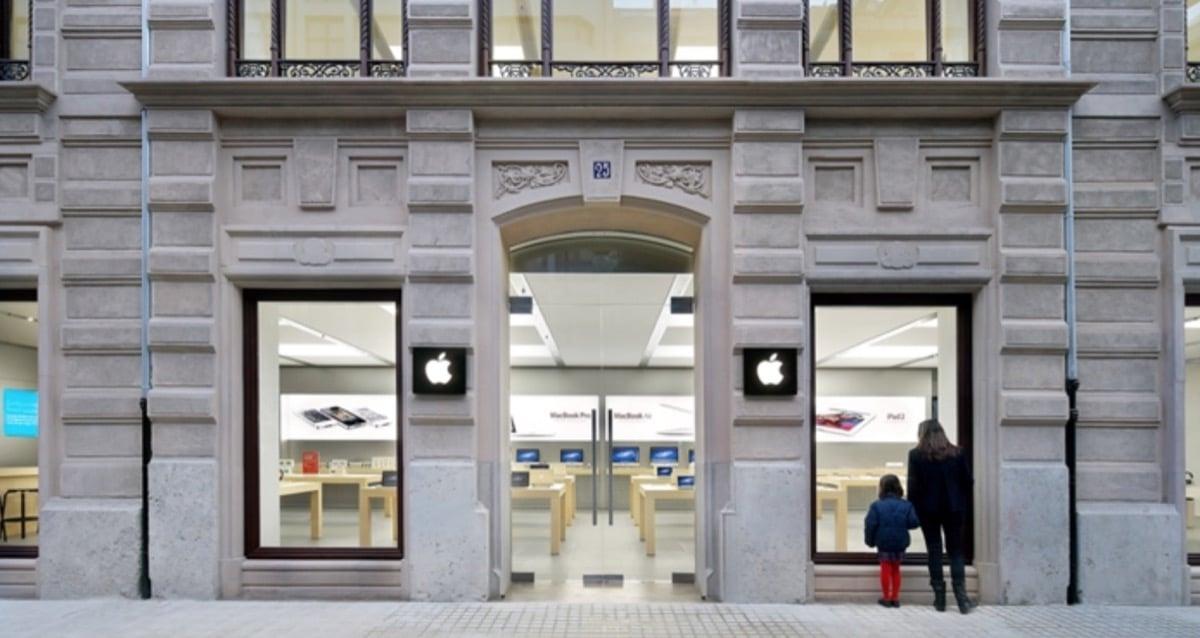 Mañana abren de nuevo las Apple store de España