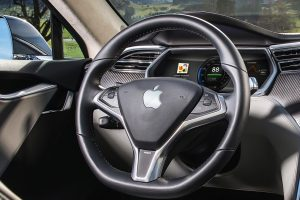 El coche autónomo de Apple combinará sus sensores