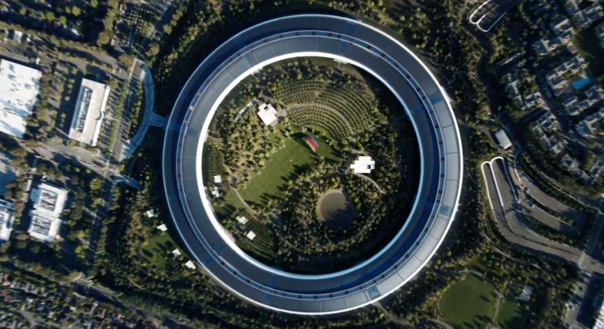 Apple Park WWDC