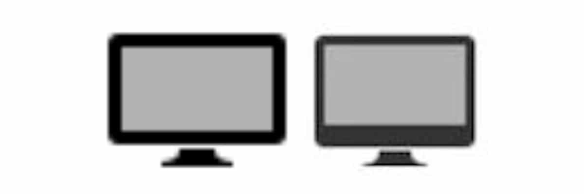 Icono iMac 2020
