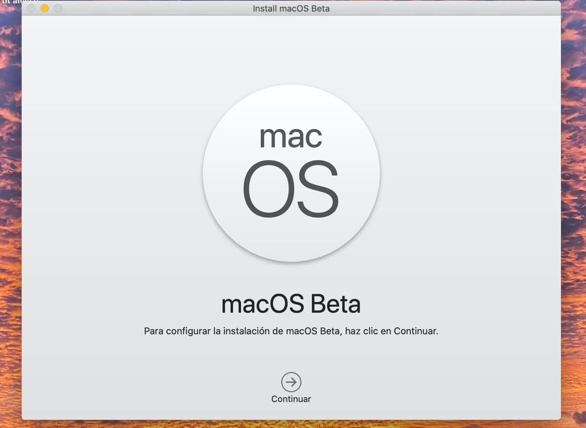 Instalar macOS Big Sur